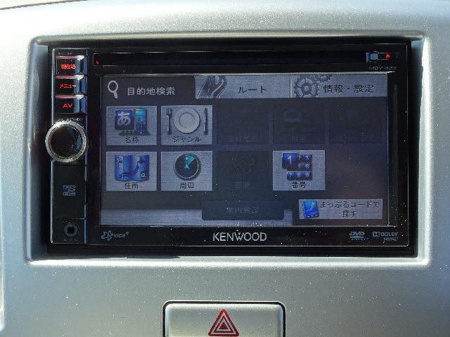 FX 関東使用車 5速マニュアル イクリプスSDナビワンセグDVD再生/イモビライザー 社外ドラレコ/アイドリングストップ/AAC(4枚目)