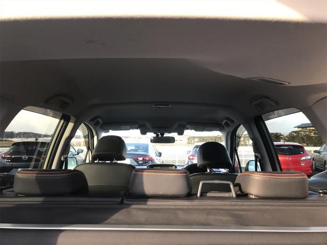 X-ブレイク 4WD アイサイト メモリーナビ フルセグTV(9枚目)