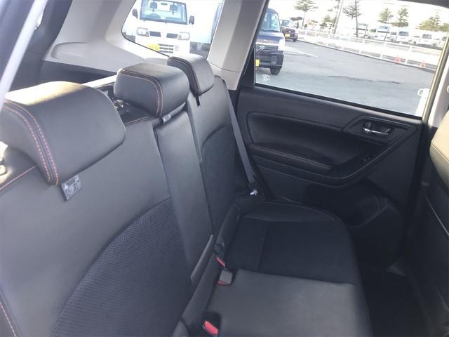 X-ブレイク 4WD アイサイト メモリーナビ フルセグTV(13枚目)