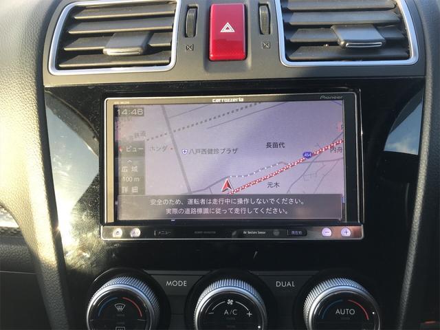 X-ブレイク 4WD アイサイト メモリーナビ フルセグTV(25枚目)