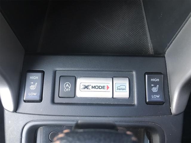X-ブレイク 4WD アイサイト メモリーナビ フルセグTV(26枚目)