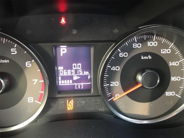 X-ブレイク 4WD アイサイト メモリーナビ フルセグTV(34枚目)
