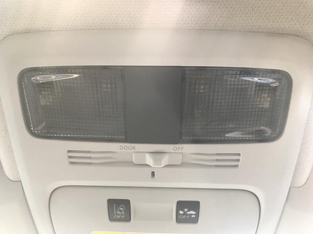 X-ブレイク 4WD アイサイト メモリーナビ フルセグTV(36枚目)