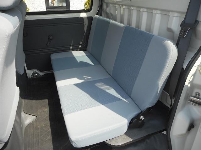 ダイハツ ハイゼットカーゴ デッキバン 4WD