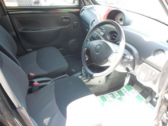 ダイハツ エッセ D 4WD キーレス プライバシーガラス