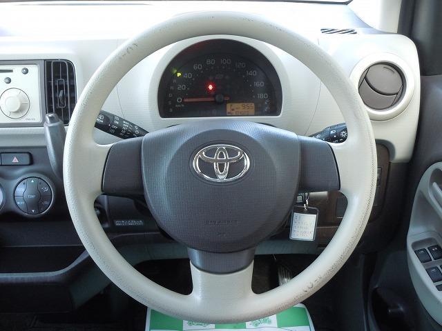 トヨタ パッソ プラスハナ 4WD 社外アルミ ワンオーナー