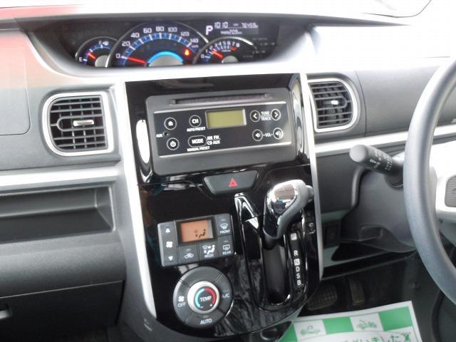 ダイハツ タント カスタムX 4WD 左パワースライドドア
