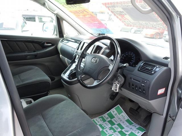 トヨタ アルファードG AS 4WD 両側パワースライドドア 7人乗り