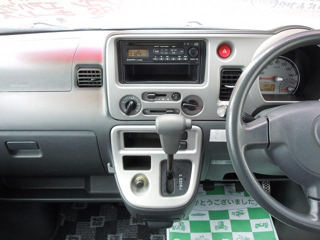 ダイハツ アトレーワゴン スローパー 4WD 車いす固定装置