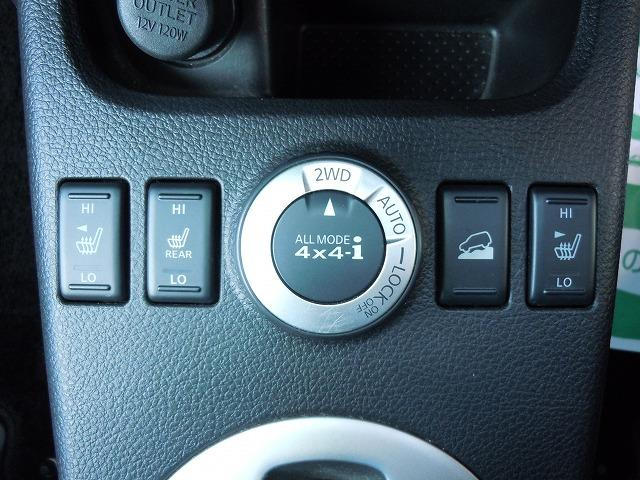 日産 エクストレイル 20X 4WD 純正ナビ ワンセグTV 全席シートヒーター