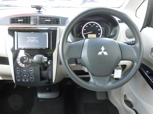 三菱 eKワゴン M 4WD 社外ナビ ETC