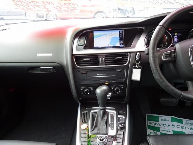 2.0TFSIクワトロSラインパッケージ 4WD 黒革シート(10枚目)