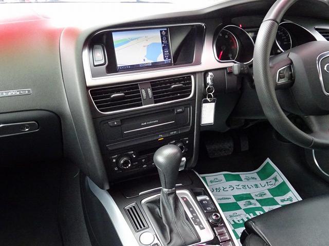 2.0TFSIクワトロSラインパッケージ 4WD 黒革シート(11枚目)