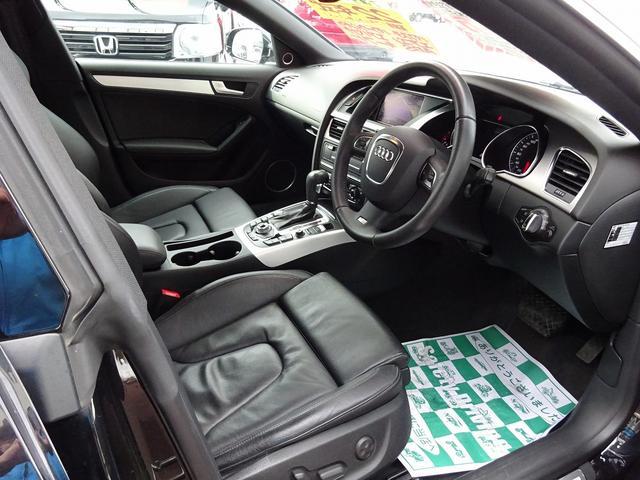 2.0TFSIクワトロSラインパッケージ 4WD 黒革シート(17枚目)
