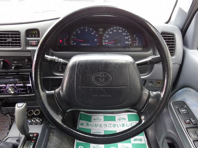 ダブルキャブ 4WD リフトアップ オーバーフェンダー(11枚目)