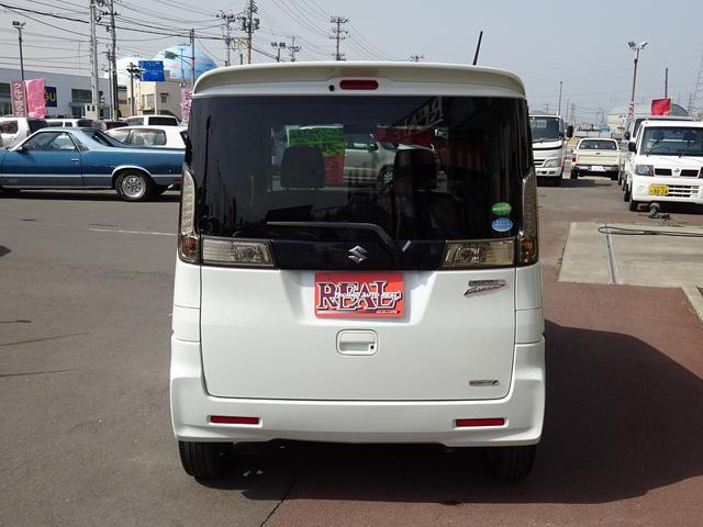 TS 4WD 両側パワスラ 社外ナビ ディスチャージライト(5枚目)