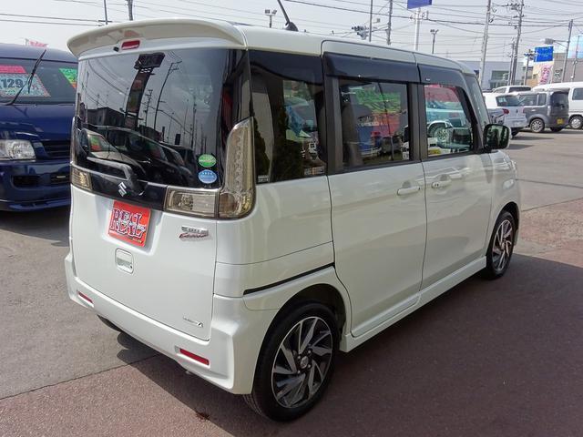 TS 4WD 両側パワスラ 社外ナビ ディスチャージライト(6枚目)
