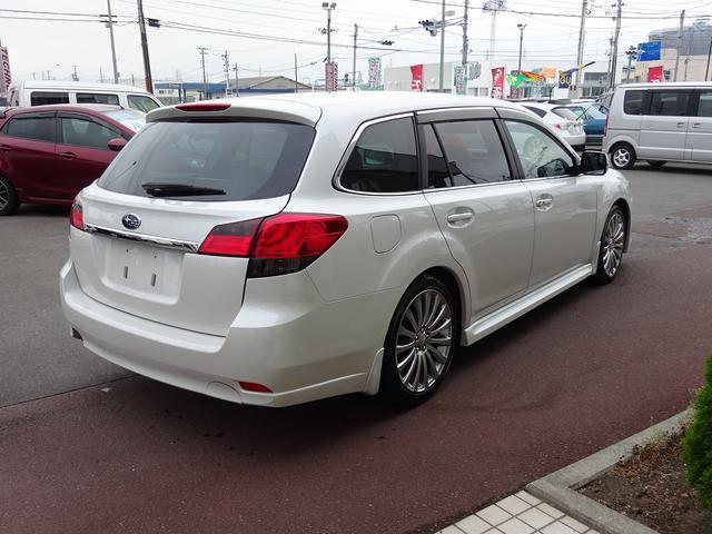 2.5i Sパッケージリミテッド 車高調 社外テール ナビ付(7枚目)
