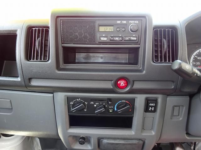 Vタイプ 4WD パワステ エアコン ETC(9枚目)