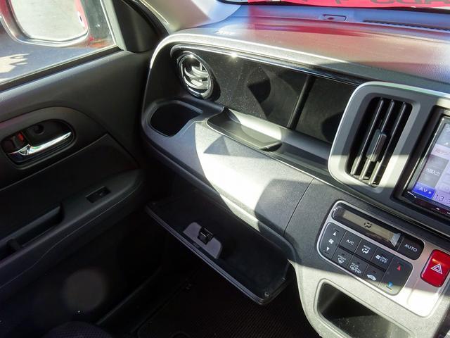 G・Lパッケージ 4WD メモリーナビ フルセグTV DVD バックカメラ HIDライト 社外14インチアルミ オートエアコン キーフリー(10枚目)