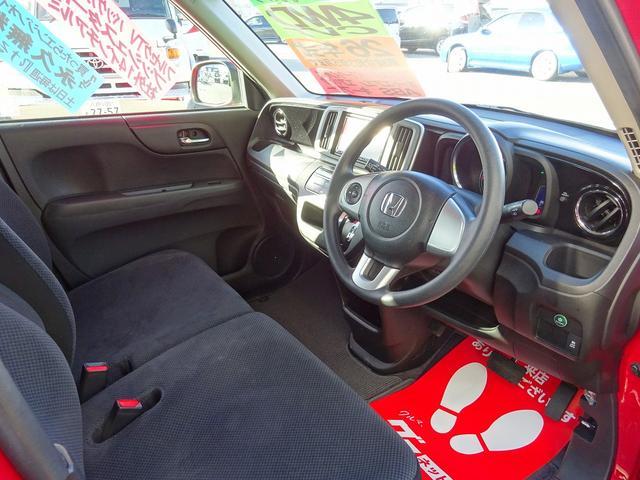 G・Lパッケージ 4WD メモリーナビ フルセグTV DVD バックカメラ HIDライト 社外14インチアルミ オートエアコン キーフリー(16枚目)
