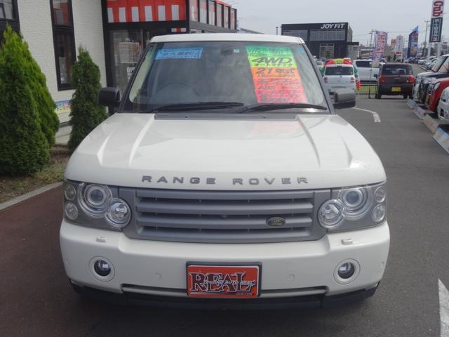 「ランドローバー」「レンジローバーヴォーグ」「SUV・クロカン」「青森県」の中古車4