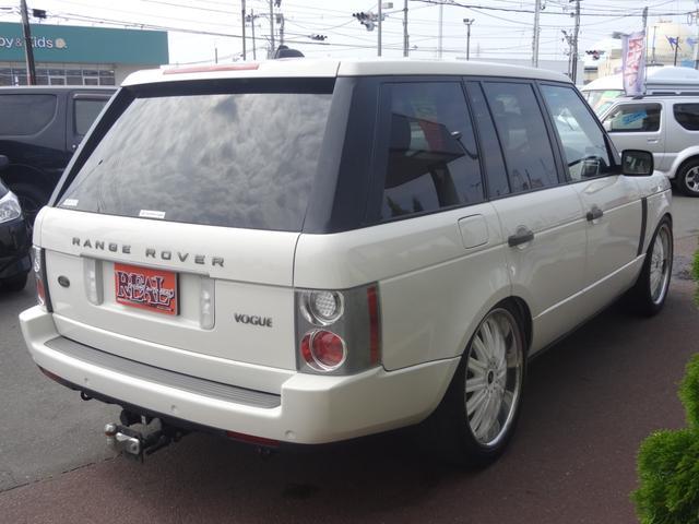 「ランドローバー」「レンジローバーヴォーグ」「SUV・クロカン」「青森県」の中古車8
