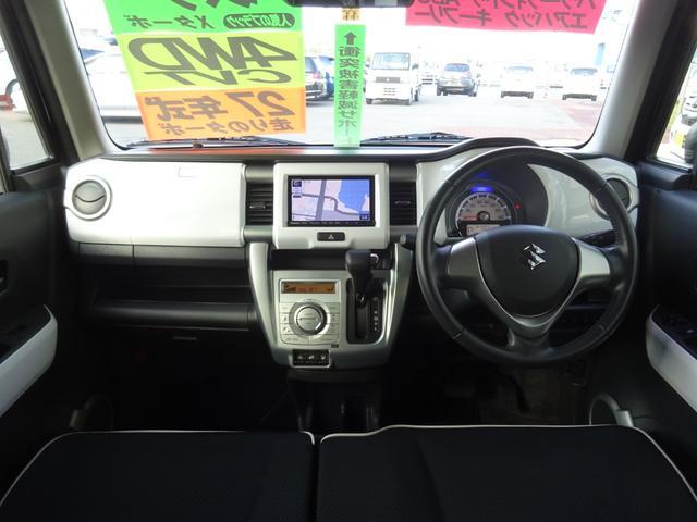 Xターボ 4WD メモリーナビ フルセグTV ETC バックカメラ オートライト 純正15インチアルミ シートヒーター ミラーヒーター(8枚目)