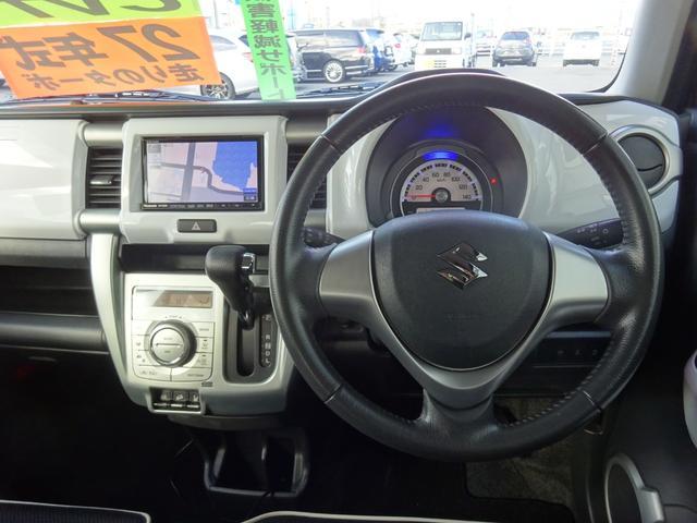 Xターボ 4WD メモリーナビ フルセグTV ETC バックカメラ オートライト 純正15インチアルミ シートヒーター ミラーヒーター(9枚目)