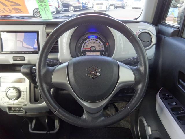 Xターボ 4WD メモリーナビ フルセグTV ETC バックカメラ オートライト 純正15インチアルミ シートヒーター ミラーヒーター(10枚目)