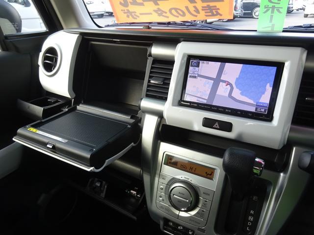 Xターボ 4WD メモリーナビ フルセグTV ETC バックカメラ オートライト 純正15インチアルミ シートヒーター ミラーヒーター(11枚目)