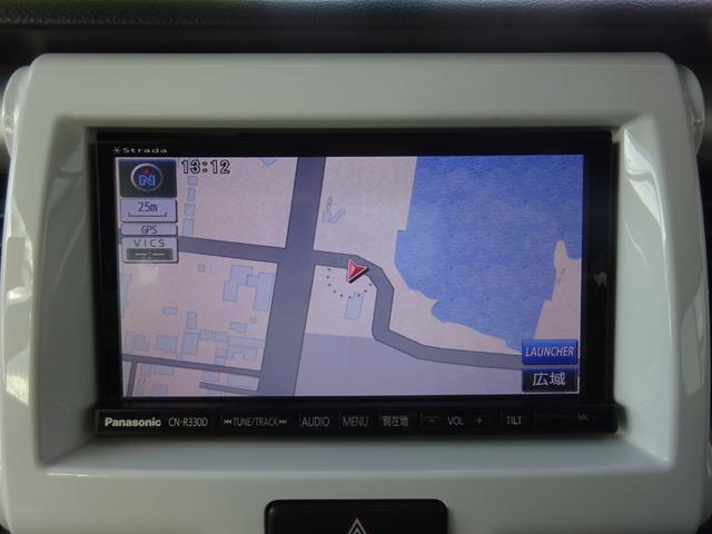 Xターボ 4WD メモリーナビ フルセグTV ETC バックカメラ オートライト 純正15インチアルミ シートヒーター ミラーヒーター(12枚目)