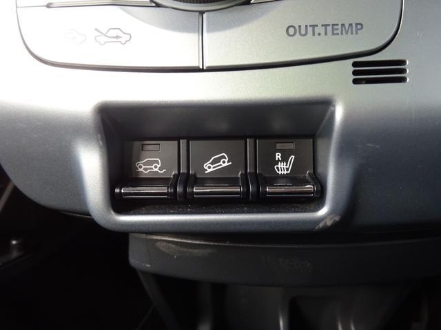 Xターボ 4WD メモリーナビ フルセグTV ETC バックカメラ オートライト 純正15インチアルミ シートヒーター ミラーヒーター(15枚目)