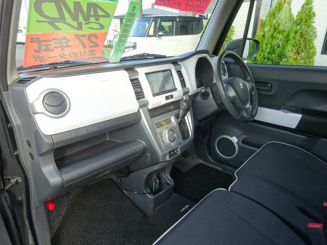 Xターボ 4WD メモリーナビ フルセグTV ETC バックカメラ オートライト 純正15インチアルミ シートヒーター ミラーヒーター(27枚目)