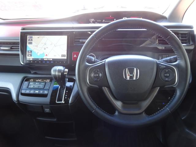 スパーダ 4WD 純正9インチナビ Bluetooth バックカメラ ETC 左側パワースライドドア 純正16インチアルミ LEDヘッドライト ターボ(8枚目)