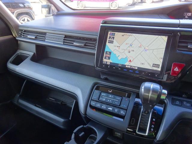 スパーダ 4WD 純正9インチナビ Bluetooth バックカメラ ETC 左側パワースライドドア 純正16インチアルミ LEDヘッドライト ターボ(10枚目)
