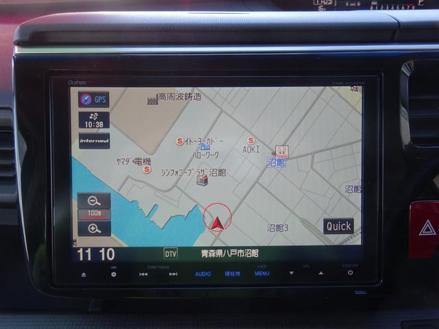 スパーダ 4WD 純正9インチナビ Bluetooth バックカメラ ETC 左側パワースライドドア 純正16インチアルミ LEDヘッドライト ターボ(11枚目)
