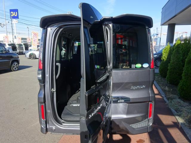 スパーダ 4WD 純正9インチナビ Bluetooth バックカメラ ETC 左側パワースライドドア 純正16インチアルミ LEDヘッドライト ターボ(32枚目)