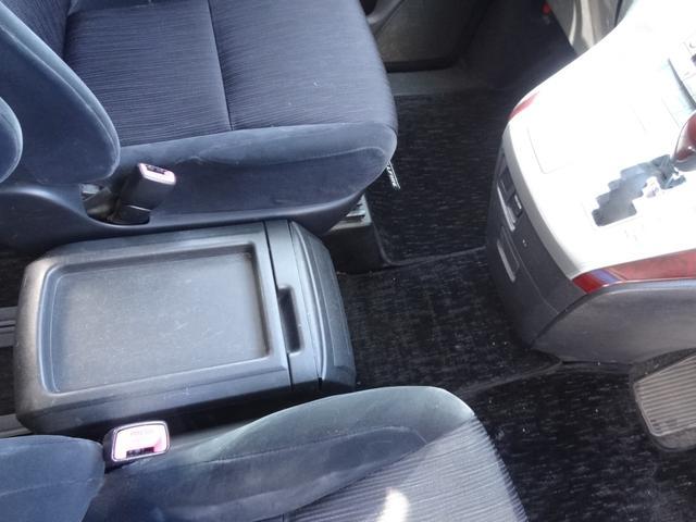 2.4Z 4WD 左側パワースライドドア フリップダウンモニター コーナーセンサー HDDナビ バックカメラ ETC 純正18インチアルミ キーフリー ABS(15枚目)