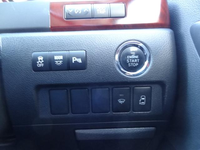 2.4Z 4WD 左側パワースライドドア フリップダウンモニター コーナーセンサー HDDナビ バックカメラ ETC 純正18インチアルミ キーフリー ABS(19枚目)