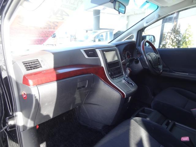2.4Z 4WD 左側パワースライドドア フリップダウンモニター コーナーセンサー HDDナビ バックカメラ ETC 純正18インチアルミ キーフリー ABS(27枚目)