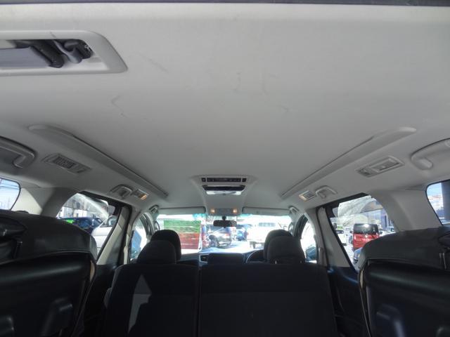 2.4Z 4WD 左側パワースライドドア フリップダウンモニター コーナーセンサー HDDナビ バックカメラ ETC 純正18インチアルミ キーフリー ABS(33枚目)