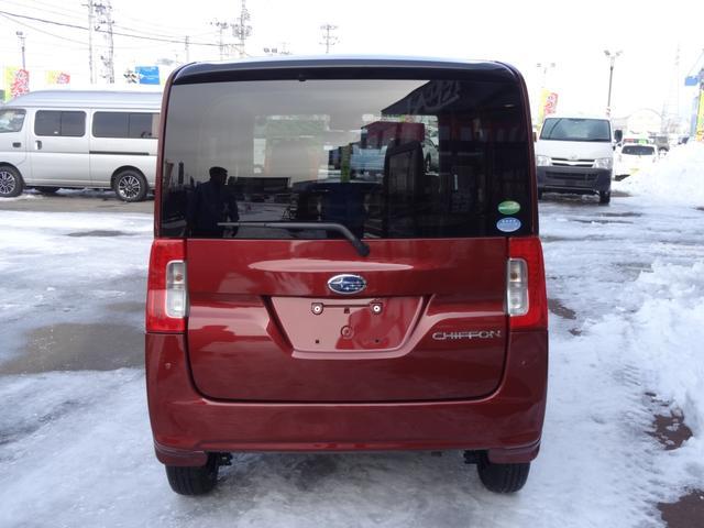 「スバル」「シフォン」「コンパクトカー」「青森県」の中古車6