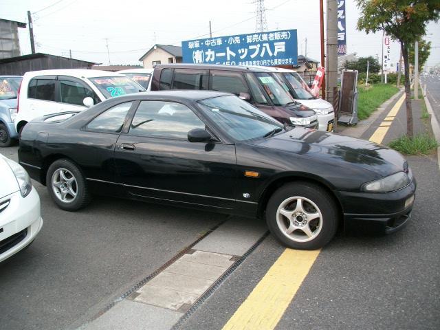 日産 スカイライン GTS-4 4WD 5速