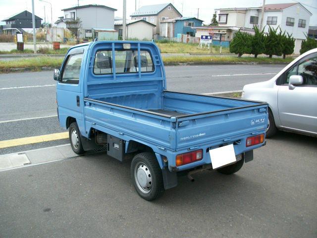 ホンダ アクティトラック 4WD 5速