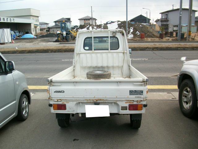 ダイハツ ハイゼットトラック スペシャル 4WD 5速