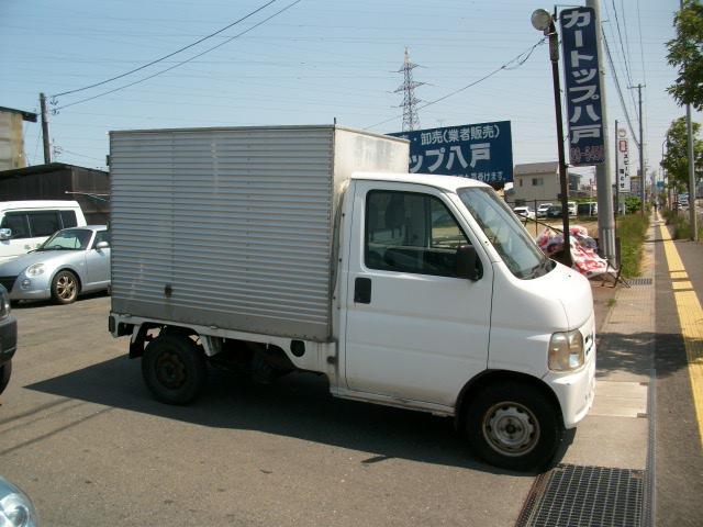 ホンダ アクティトラック 4WD 5速 ハコ付き