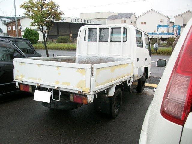 いすゞ エルフトラック Wキャブ 4WD ディーゼル 5速