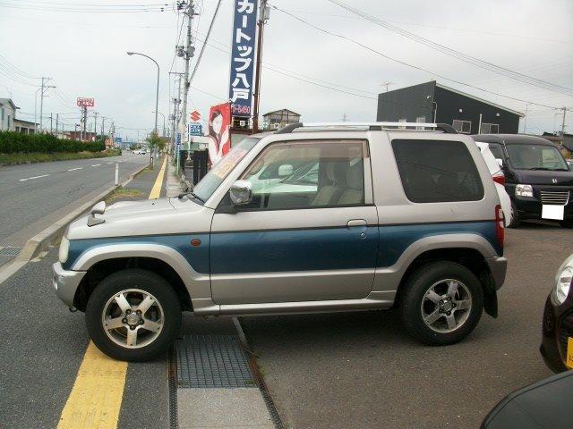 サウンドビートエディションVR 4WD オートマ ターボ(5枚目)