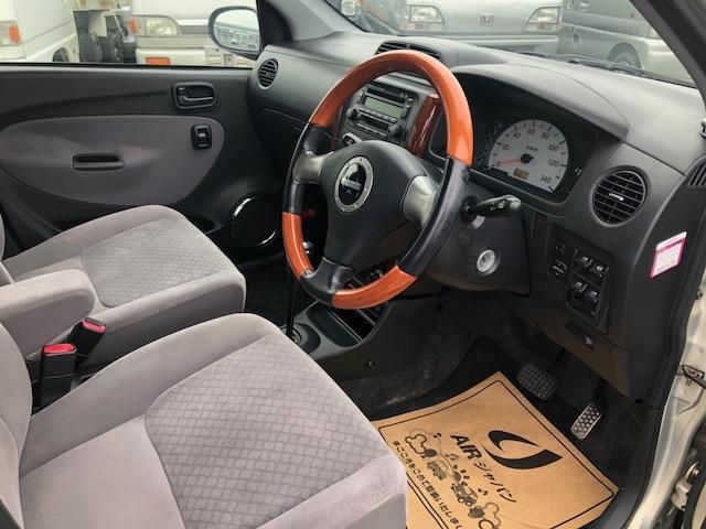 ダイハツ ミラアヴィ L CDMD キーレス MOMOステアリング 4WD
